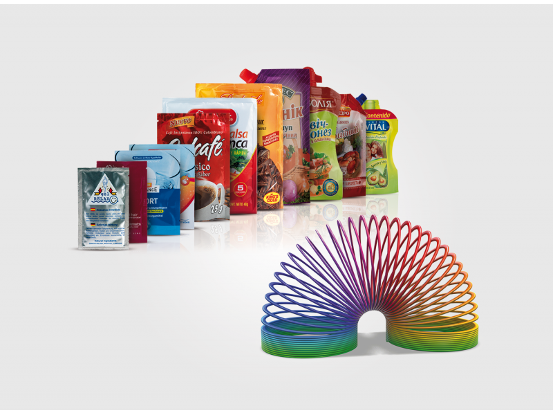 Header Top 5 Benefits of Flexible Packaging